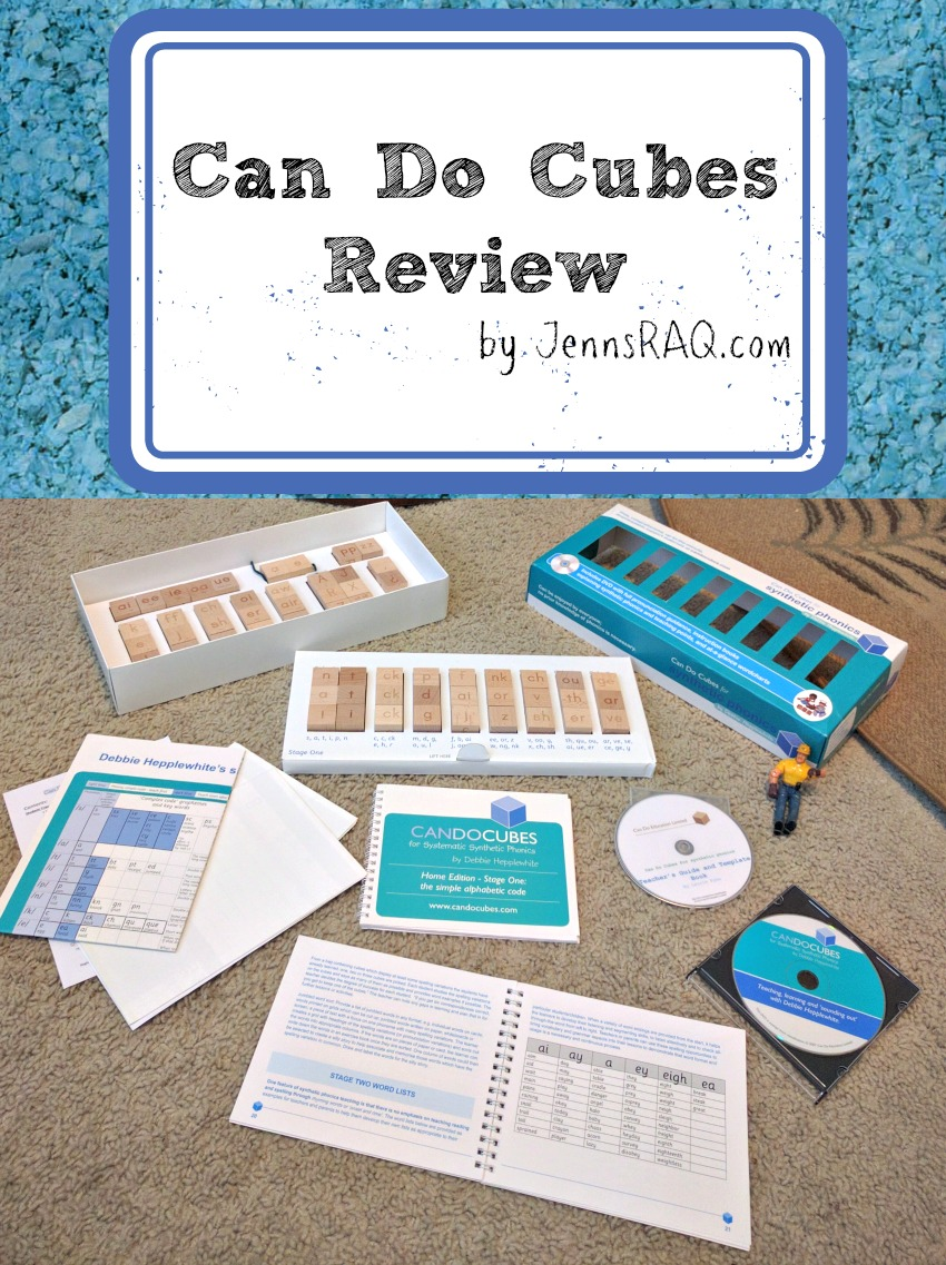 Can Do Cubes Review from jollyphonics.com