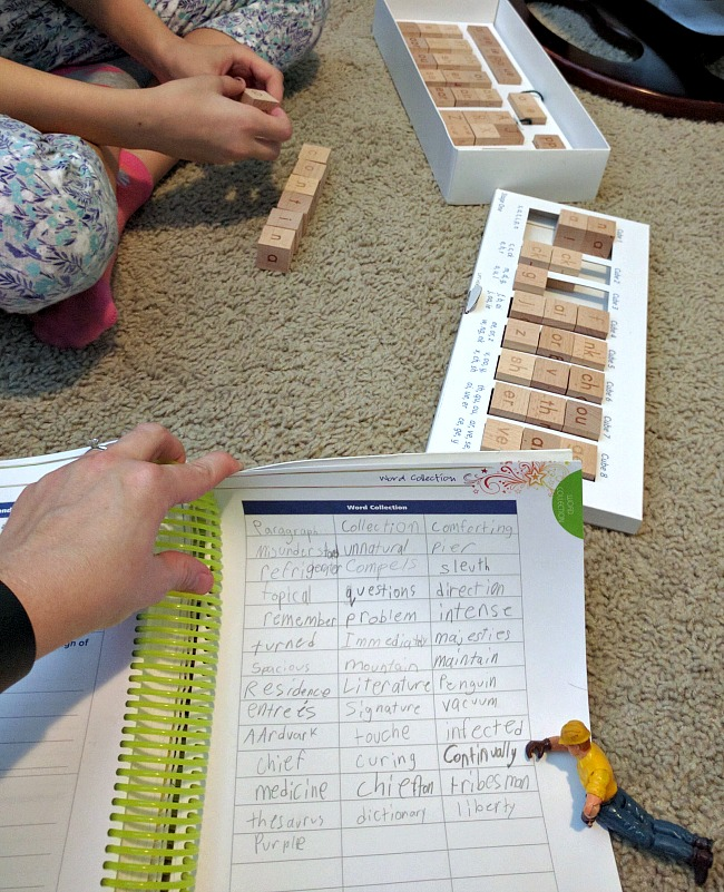 Can Do Cubes as a supplement for language arts curriculums