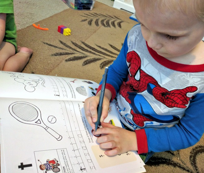 Jolly Phonics for Pre-K