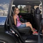 Back to School in the Lexus LX570