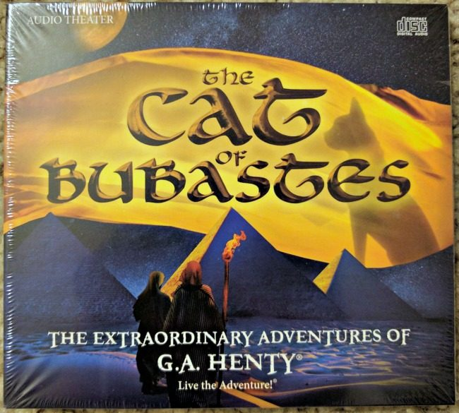 the cat of bubastes from heirloom audio productions   jenn