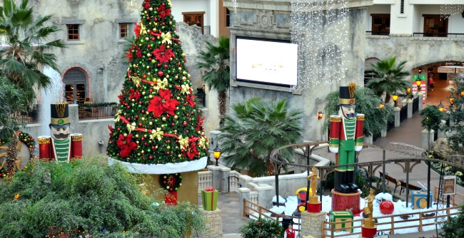 Gaylord Texan Lone Star Christmas Celebration in Grapevine Texas