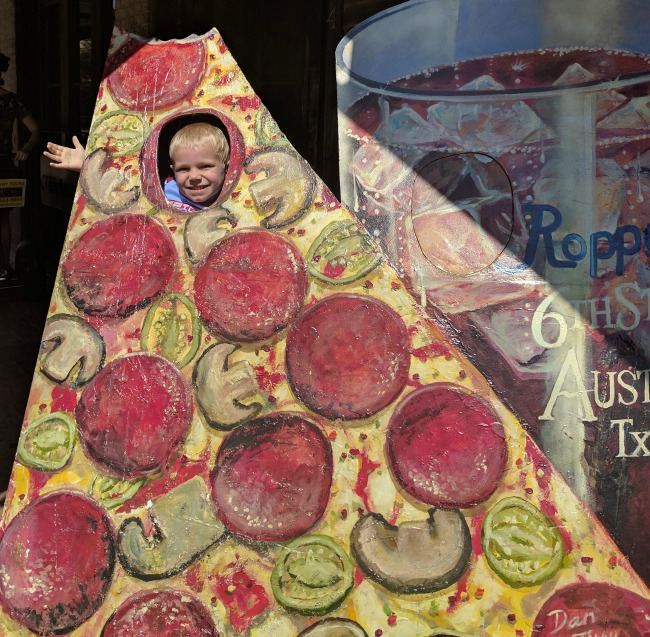 Roppolos Pizza Austin Texas