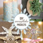 DIY Snowflake Projects