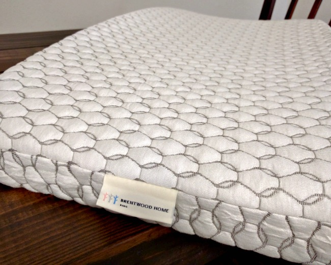 Brentwood Home Sweet Pea Changing Pad