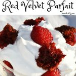 Raspberry Red Velvet Parfait Recipe