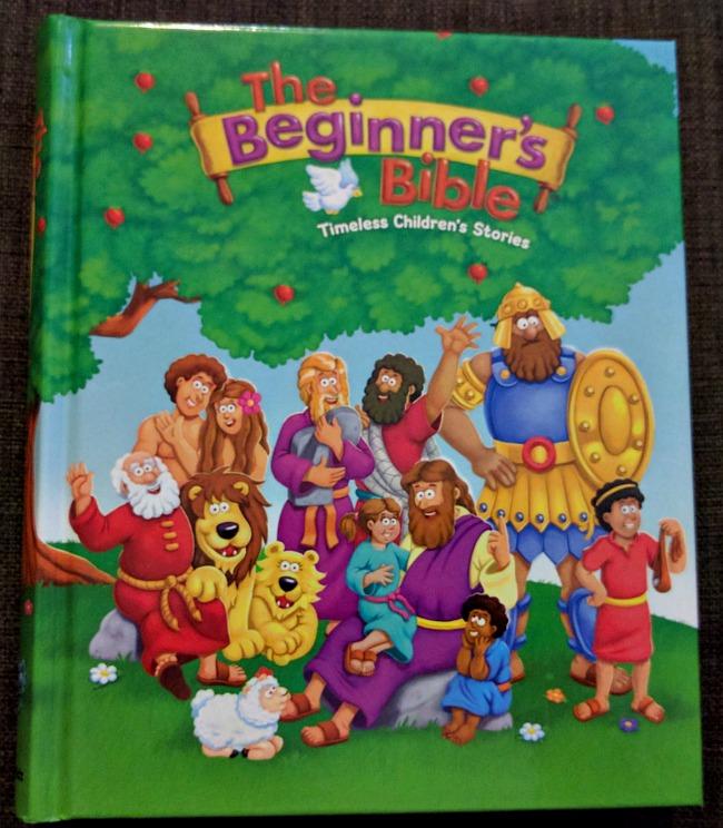 The Beginner's Bible - Timeless Children's Stories