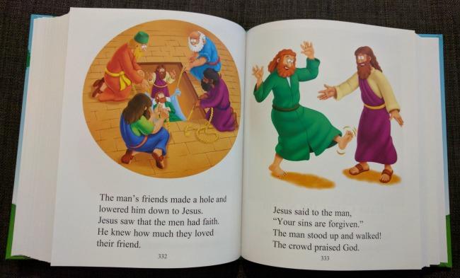 The Beginners Bible by Zonderkidz - Illustrations