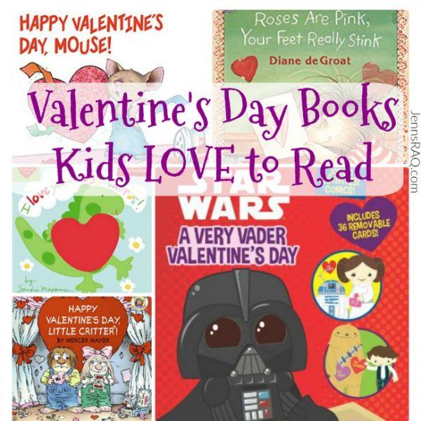 Valentine's Day Books Kids LOVE to Read