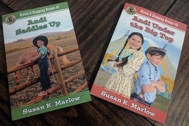 Susan K Marlow Andi books