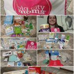 Big City Moms Biggest Baby Shower Dallas GOODY BAG Haul