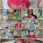 Big City Moms Biggest Baby Shower Dallas GOODY BAG Haul