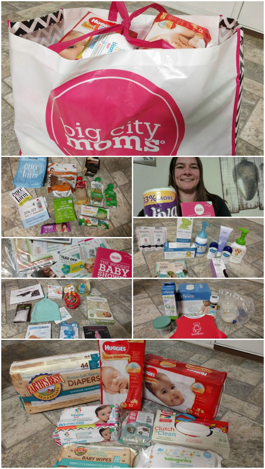Big City Moms Biggest Baby Shower Dallas Goody Bag Haul Real And Quirky