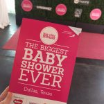 The Biggest Baby Shower Ever – Dallas Recap