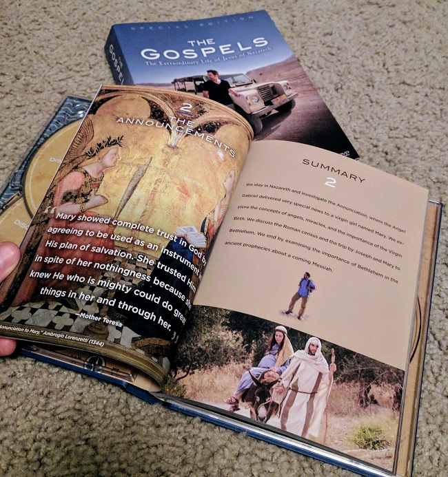 Drive Thru History The Gospels Study Guide