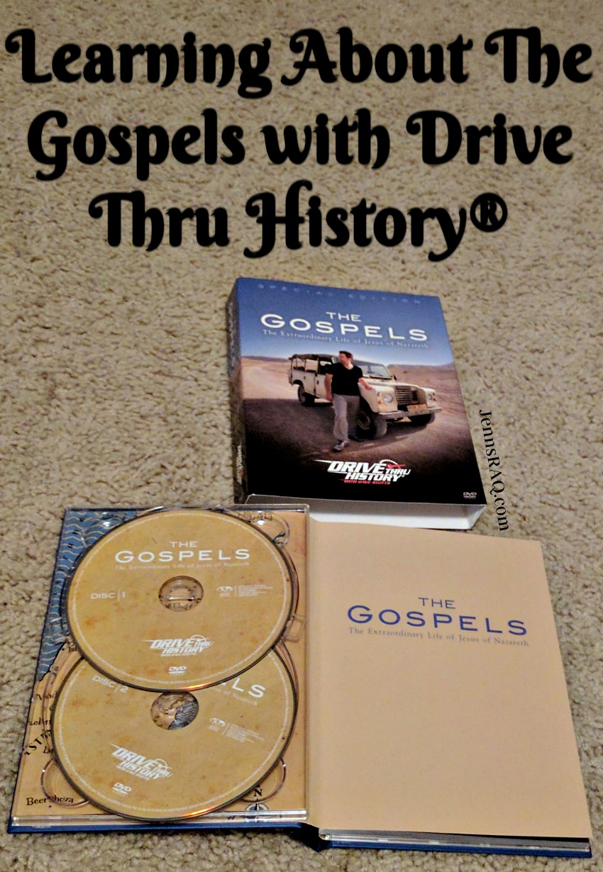 Learning About The Gospels with Drive Thru History