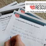 Homeschool with Heart eCourse by Only Passionate Curiosity (Review)