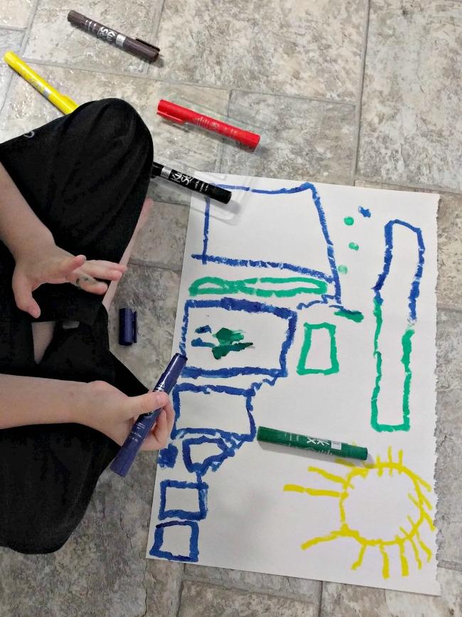The Pencil Grip Kwik Stix Thin Stix art