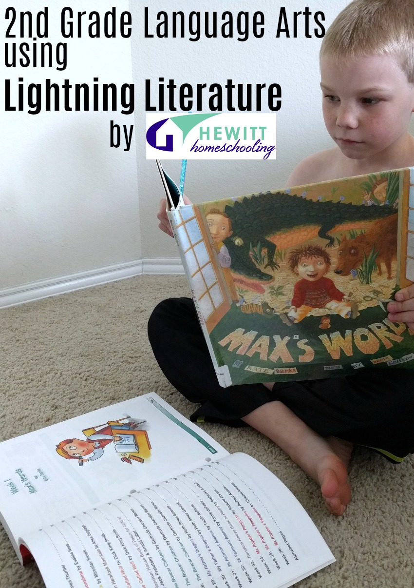 Hewitt Homeschooling Grade 2 Lightning Lit Set Review Real And Quirky