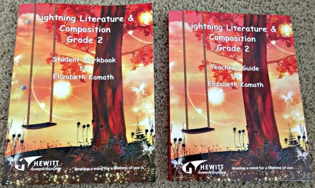 Hewitt Homeschooling Grade 2 Lightning Literature Set