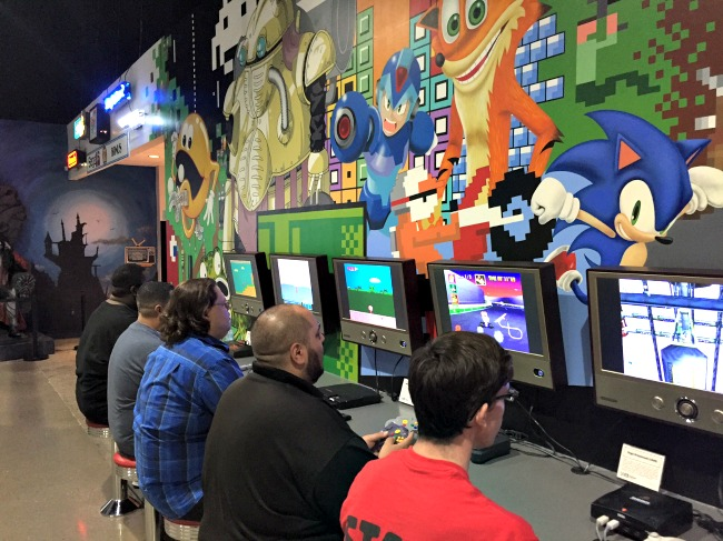 National Videogame Museum in Frisco TX