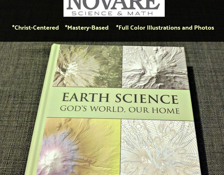 Novare Science & Math – Earth Science (Review)
