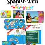 Whistlefritz Spanish Videos for Kids Review