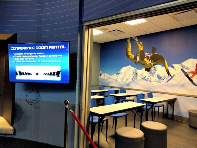 iFLY Fort Worth in Hurst Texas - Conference Room Rental