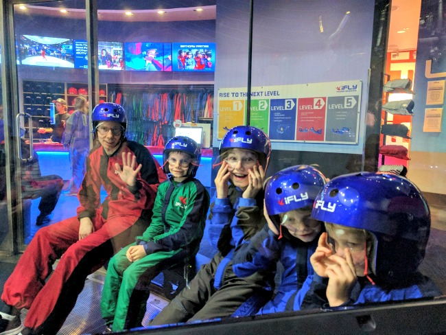 iFLY Fort Worth in Hurst Texas - Family fun and excitement