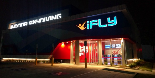 iFLY Fort Worth in Hurst Texas