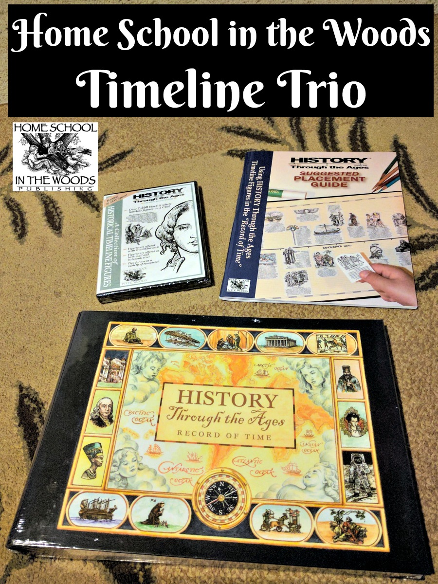 Home School in the Woods Timeline Trio