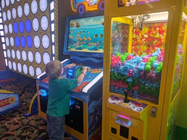 Save Money at Great Wolf Lodge - Arcade