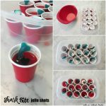 Shark Bite Jell-O Shots (for Adults OR Kids!)