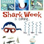 SHARK WEEK is Coming – Be Prepared!