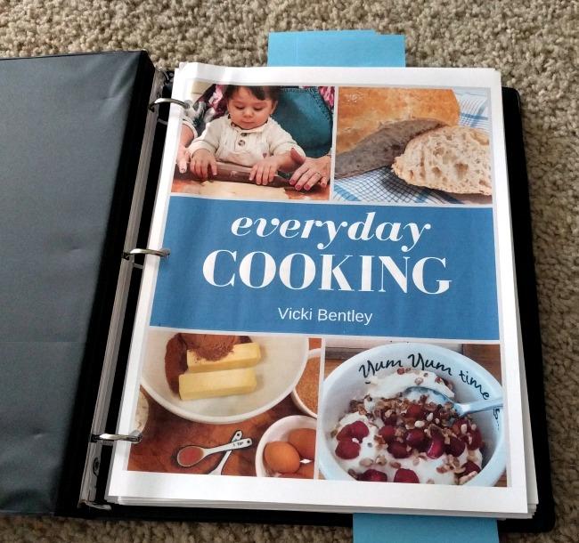 Everyday Cooking by Vicki Bentley