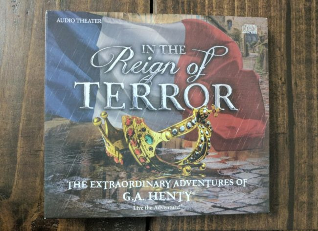 In the Reign of Terror audio CD collection by Heirloom Audio Productions - Christian Audio Drama