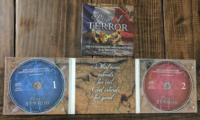 In the Reign of Terror audio CD collection by Heirloom Audio Productions