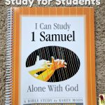 1 Samuel Bible Study for Students (Review)
