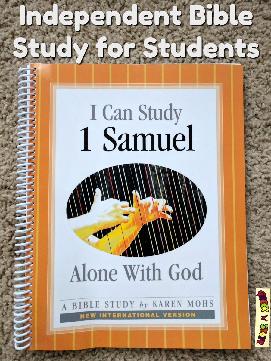Independent Bible Study for Students - 1 Samuel by Greek 'n' Stuff