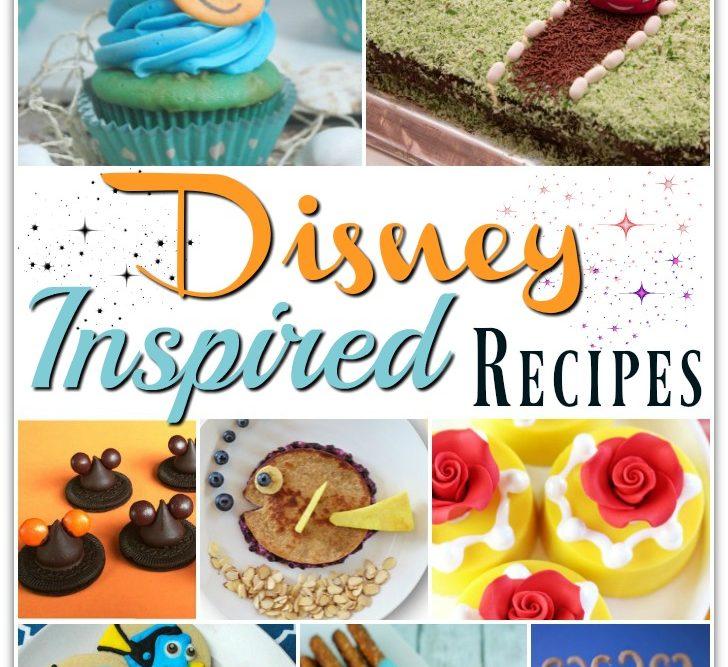 21 Disney Inspired Treat Recipes