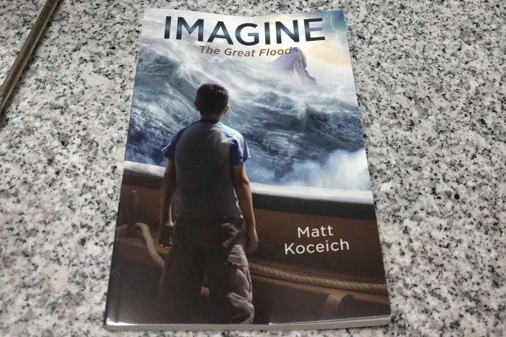 Imagine The Great Flood by Matt Koceich Review