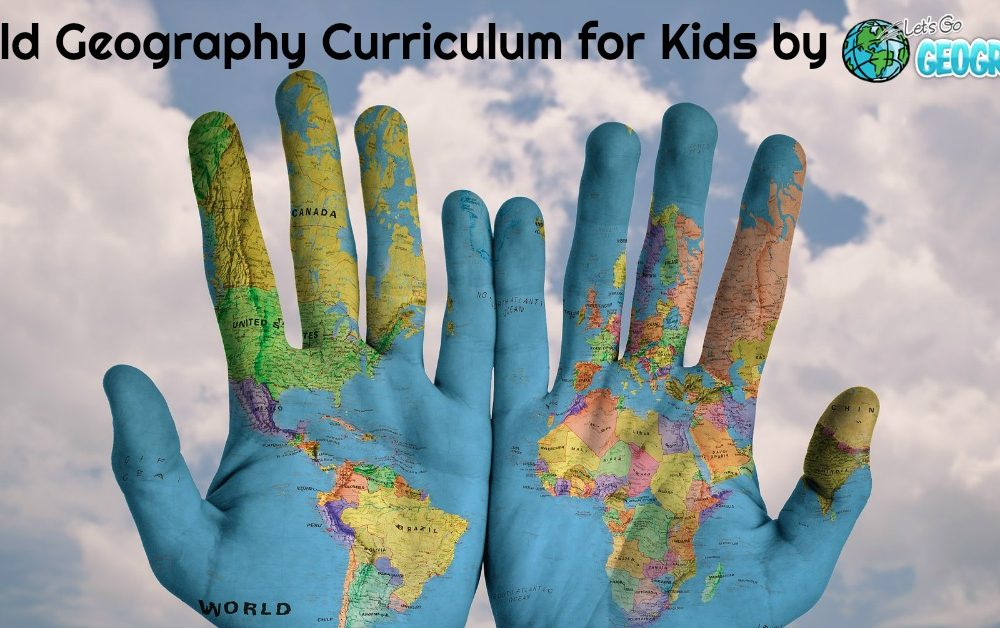 Let's Go Geography Course for Elementary Students