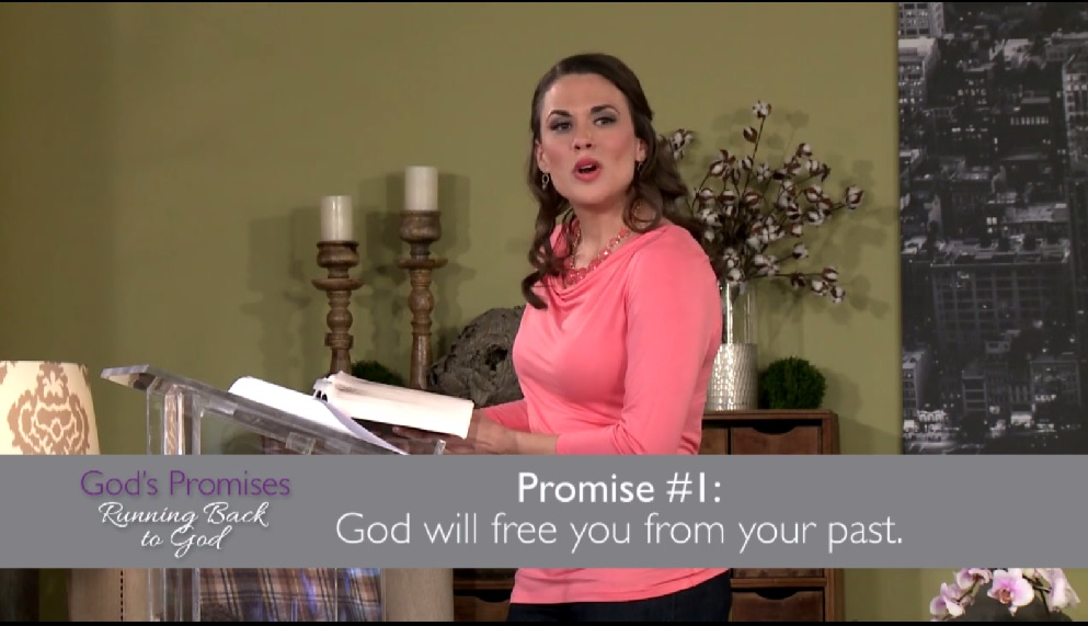 Abby Ludvigson Sex by Design - Christian video course on purity with Biblical promises
