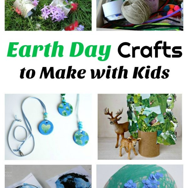 Earth Day Crafts to Make with Kids