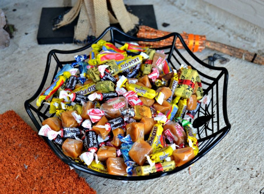 Halloween Candies and Treats are a great deal at Oriental Trading
