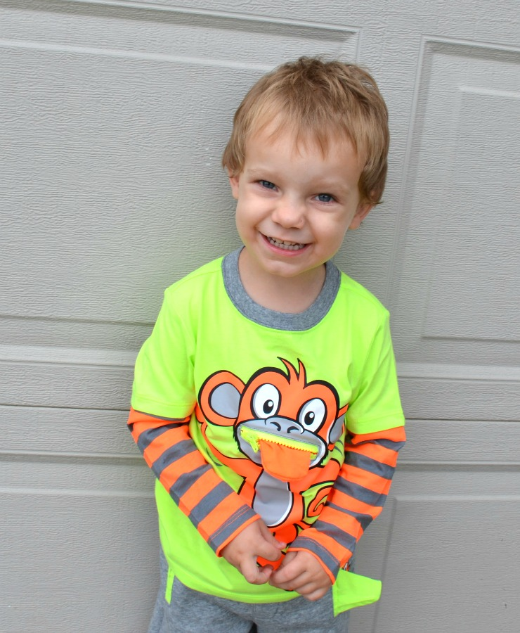 Healthtex makes adorable 3d shirts and pants for toddlers and babies at a great price