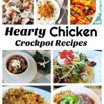 Hearty Chicken Crockpot Recipes