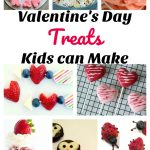 Valentine's Day Treats Kids can Make