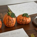 Thanksgiving Table Ideas and Inspiration