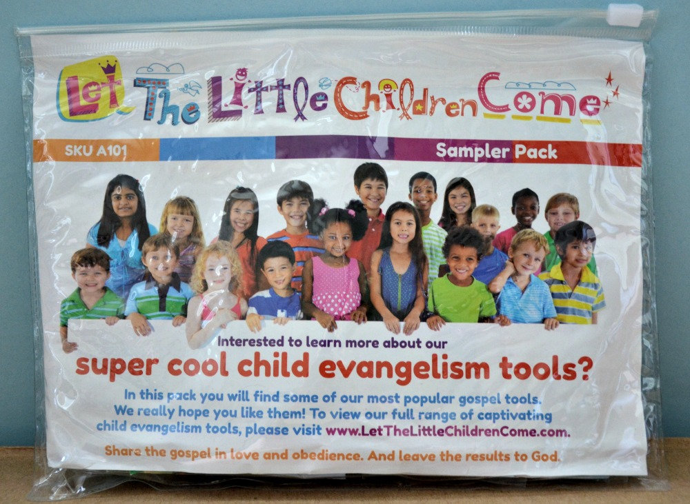 Let the Little Children Come Evangelism Tools Sampler Pack